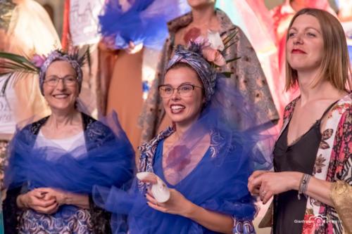 La moda liberata.Marostica 6 giugno 2018
